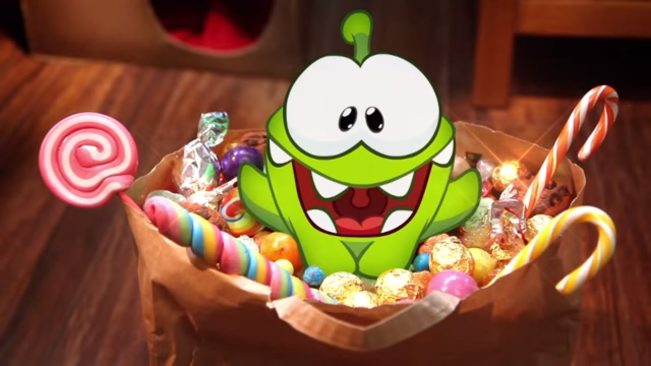 Om Nom Stories (Cut the Rope) - Halloween Special (Episode 5, Cut the Rope)