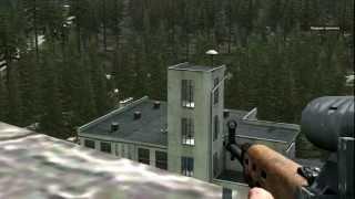 Arma 2 Серьёзные игры на Тушино  30.10.12  Снайпер в городе
