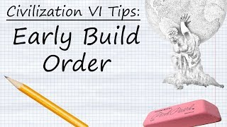 Civilization VI Tips: Early Build Order