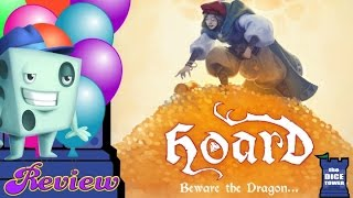 Hoard Review -  with Tom Vasel