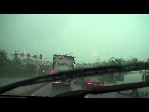 Hurricane Irene - KYW  News Radio 1060 forecast 2 days before Irene in Philadelphia
