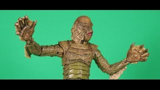 Universal Monsters Select Creature From The Black Lagoon