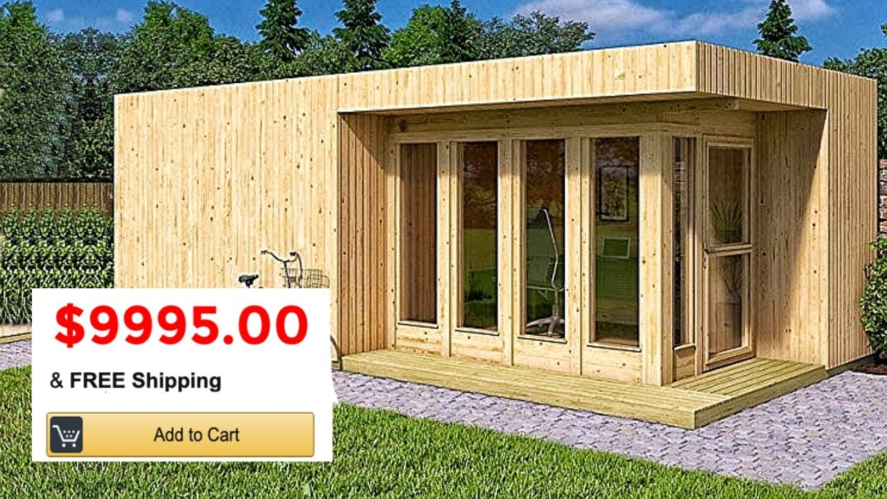 Affordable Prefab Homes Many Various Designs And Sizes For Comfort