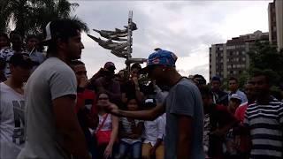 ((BATALLON)) ADZONE VS DARCO    FREESTYLE BUCARAMANGA    SKILLS MIC™