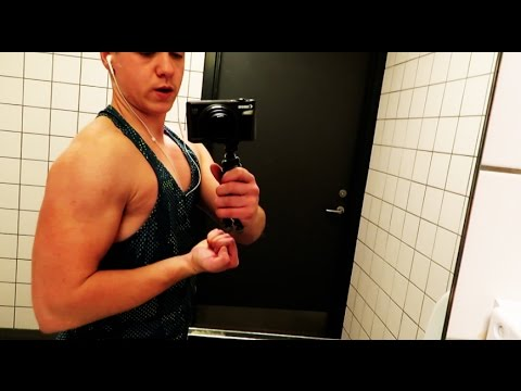 Vlog #6 / FULL BODY WORKOUT! + GYM ESSENTIALS & TOUR OF COPENHAGEN!