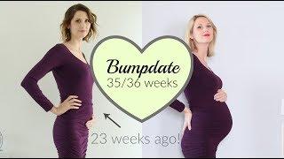Bumpdate - 35 & 36 weeks
