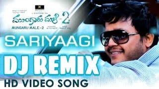 Sariyaagi Nenapide DJ MALTHESH REMIX Official HD Video Making I Armaan Malik