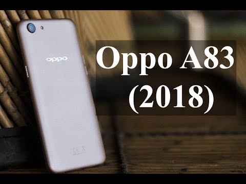 Oppo A83 2018  First Look, Camera, Specifications, Features and Price by Tech upto Date