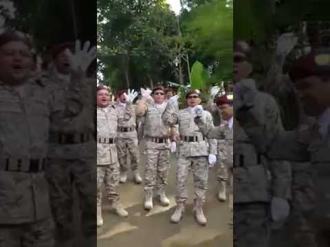 Diklat hambalang kader GERINDRA angkatan 4