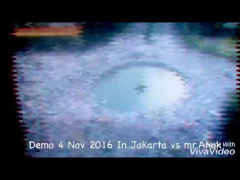 MINEL' DEMONTRATION IN JAKARTA ON NOV 4.2016