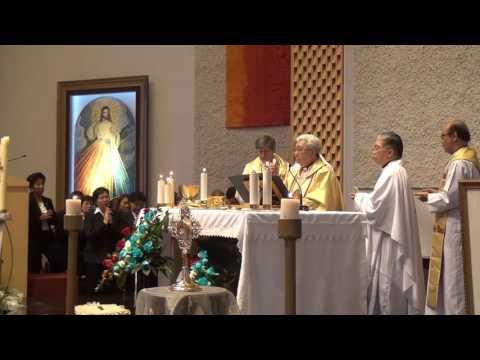 Church of Divine Mercy Celebrates her Feast Day