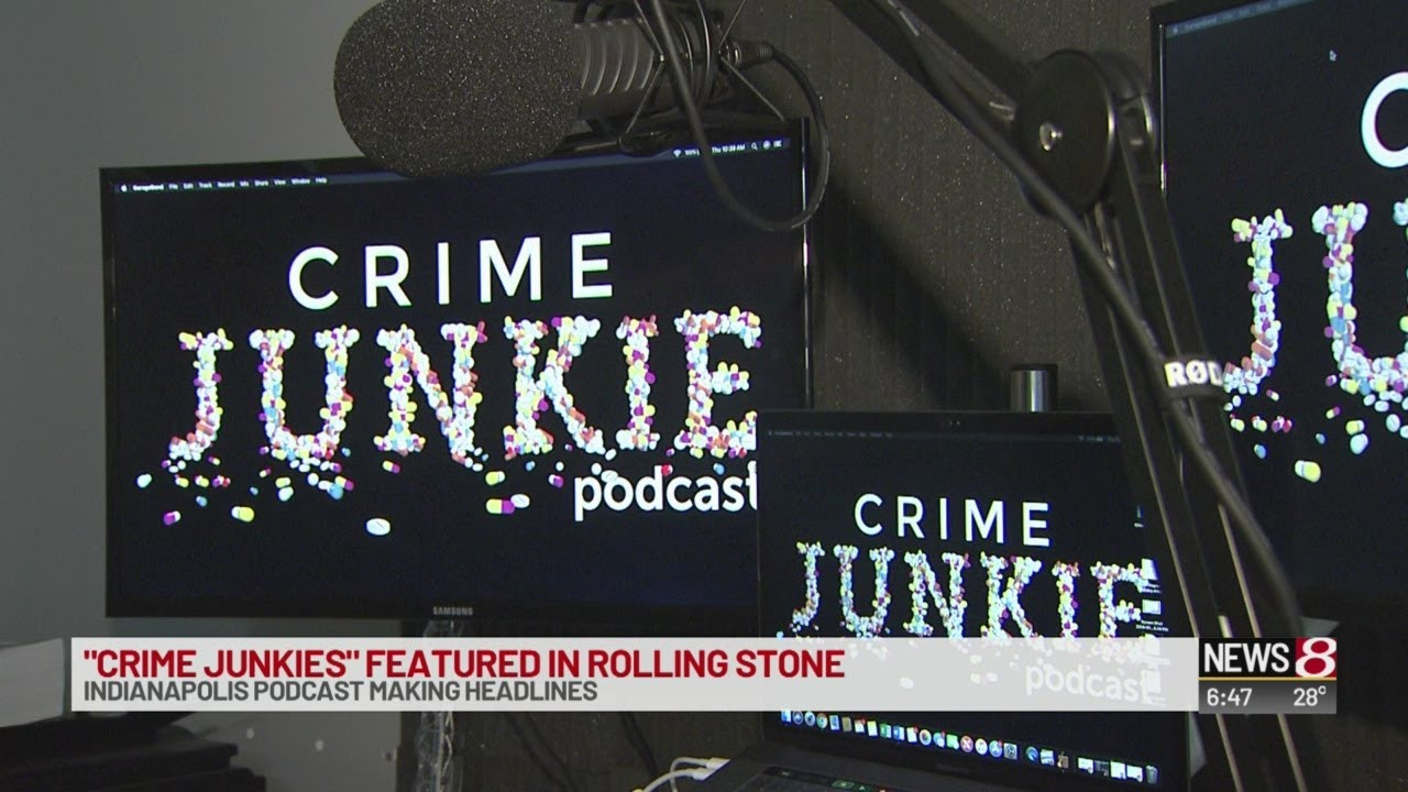 Crime Junkie Podcast Live - The Wilbur