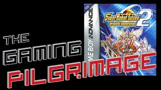 Super Robot Taisen/ Wars Original Generation 2 Review (Super Robot Taisen Retrospective Pt 2)