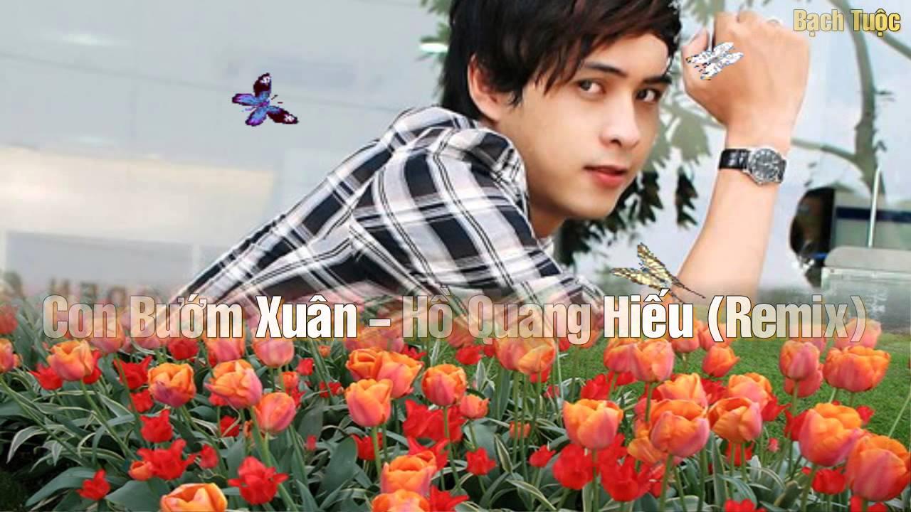 Con Bướm Xuân – Hồ Quang Hiếu [Remix]