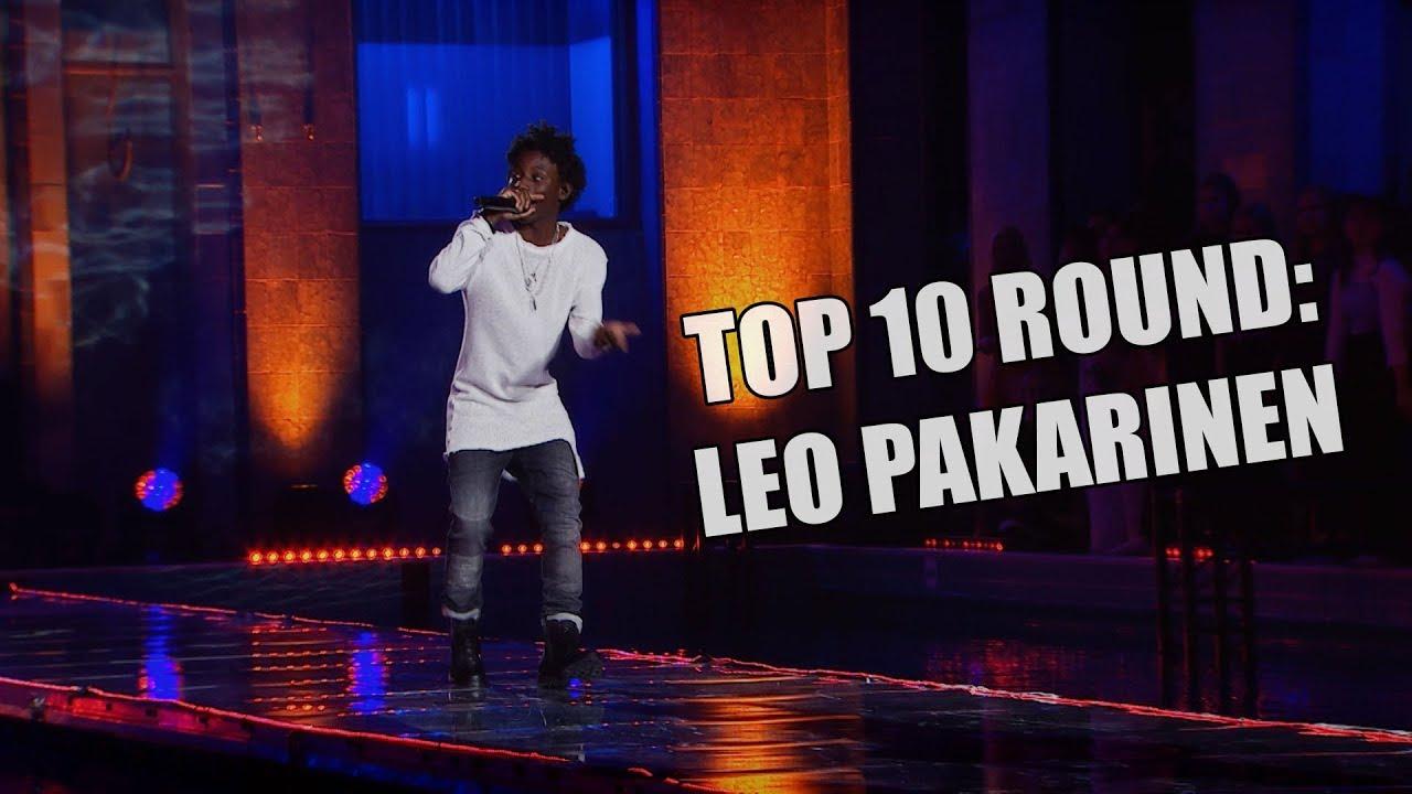Idols Leo Pakarinen
