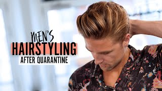 4 Step Styling Routine for AMAZING HAIR After Quarantine