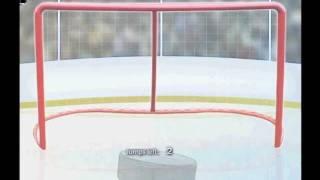 Ragdoll hockey goalie FAIL!!!!