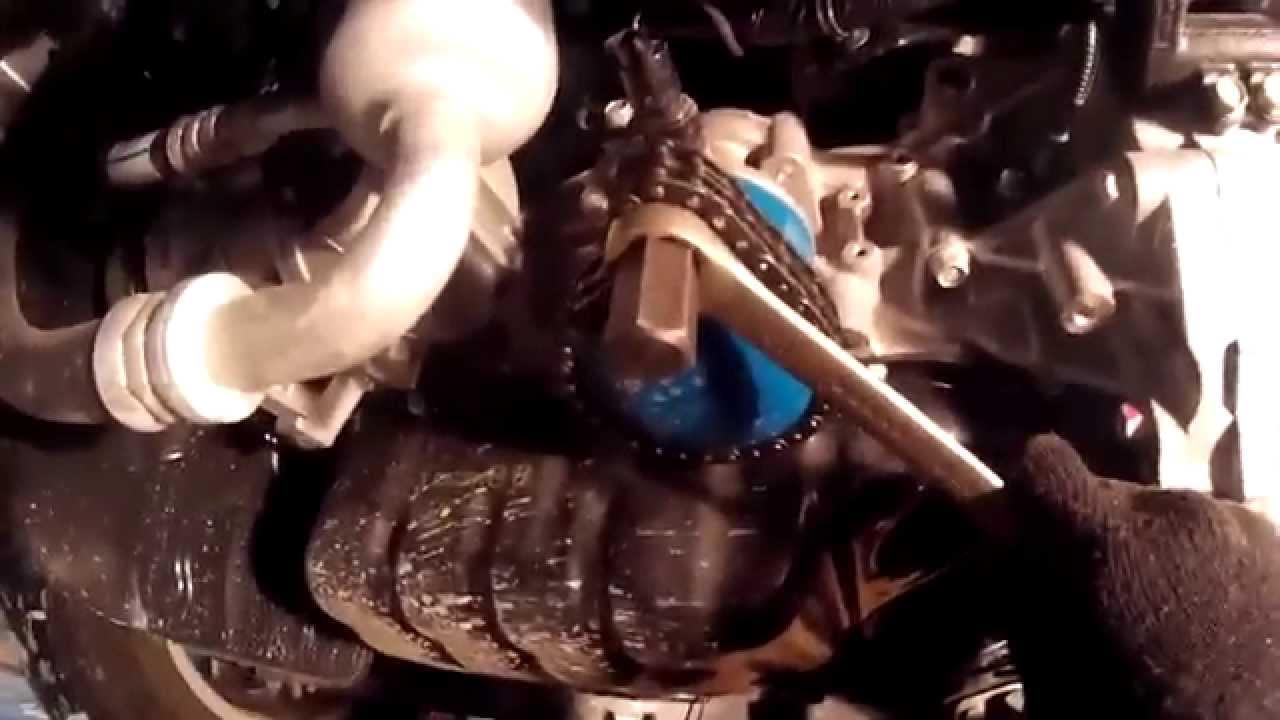 какое масло заливать в двигатель киа каренс