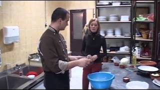 "Сербская кухня. Ресторан ""Стари Бунар"" (""Stari Bunar"")"