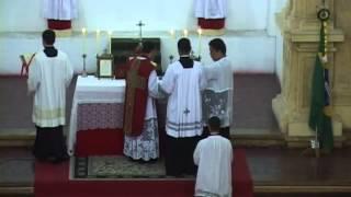 Missa da Exaltação da Santa Cruz