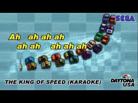 Daytona USA HD Arrange Tracks - 12 - The King of Speed (Karaoke)