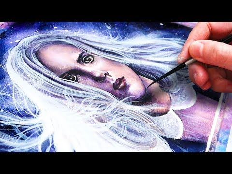 How to Paint a Face with Watercolors - MUST KNOW TIPS!