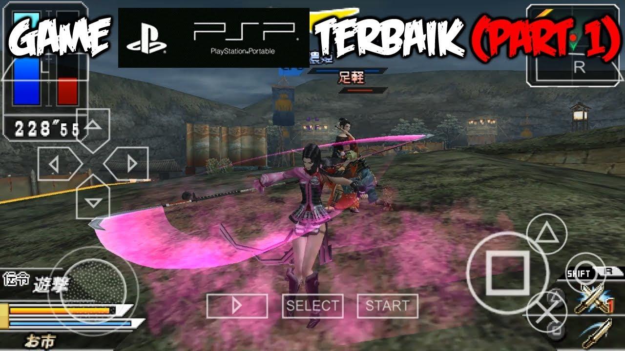Game PSP Terbaik Di HP Adroid #1 - Sengoku Basara Battle ...