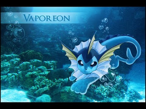 Vaporeon AMV  Shower