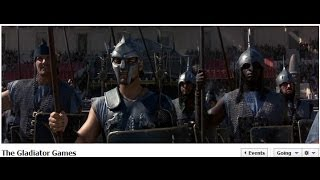 The Gladiator Games  with extra gameplay