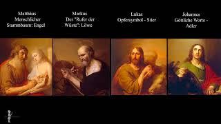 Was sind die Evangelistensymbole? - the artinspector questions