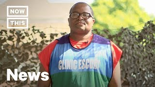 This Veteran's New Mission Is at Alabama's Abortion Clinic | NowThis