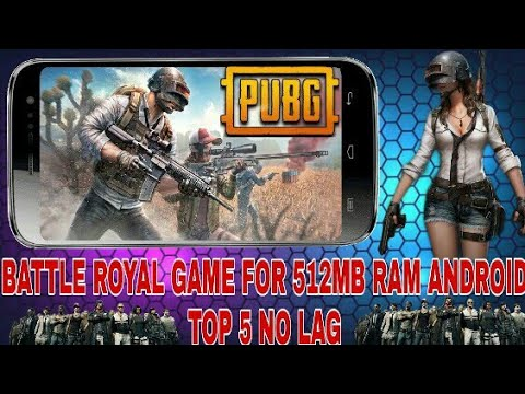TOP 5 BATTLE ROYAL GAMES FOR 512MB RAM DEVICES ||LIKE PUBG SMOOTH||#SKINDIAN