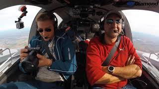 Crossing the Pond in a Diamond Aircraft DA62 - Episode 6 (last episode)