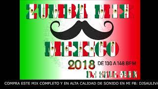 ZUMBA MIX MEXICO 2018 DEMO-DJSAULIVAN