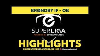 eSuperliga: Masser af mål i kampen mod OB   brondby.com