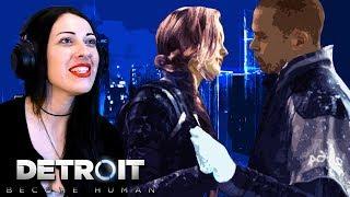 DETROIT: BECOME HUMAN - Blue Redemption