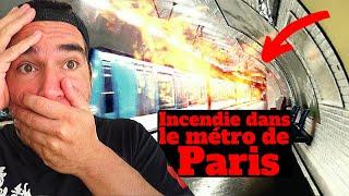 L'incendie du Métro de Paris : Les Pompiers de Paris Face au Drame [FireCast #279]