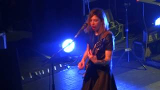 Sleater-Kinney - I Wanna Be Your Joey Ramone (HD) Live In Paris 2015