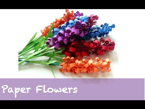 How To Make Paper Flowers Origami Step By Step For Kids Easy Way
