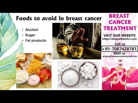 Ayurvedic Breast Cancer Treatment & Medicine In India By