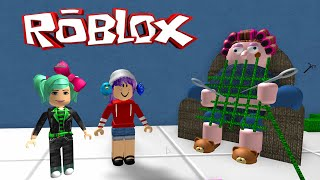 ROBLOX ESCAPE THE LAUNDRETTE OBBY | RADIOJH GAMES & SALLYGREENGAMER
