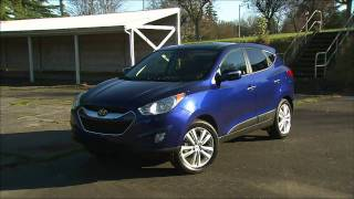 DRIVE 2010 Hyundai Tucson Limited