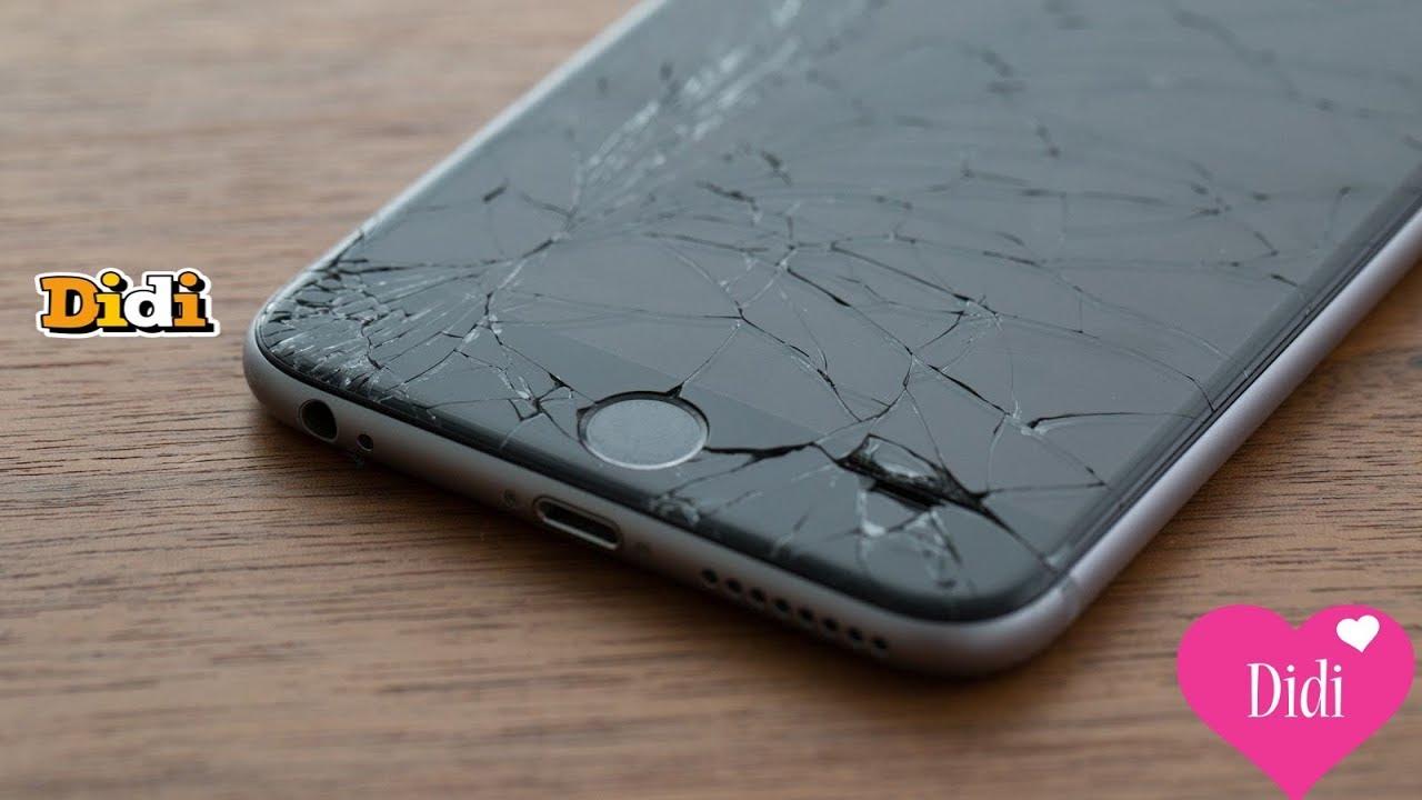 Invatam sa reparam cu Didi! Iphone 6 inlocuire ecran, 2 bucati la foc automat :D