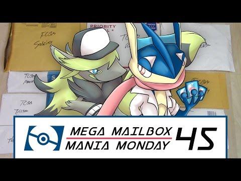Pokémon Cards - Mega Mailbox Mania Monday #45!