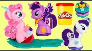 playdoh harmony makers with my little pony mlp the movie friendship festival activity toy set