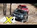 2017 Nissan Navara ST vs 2017 Isuzu D-MAX LS-T | 4X4 Australia