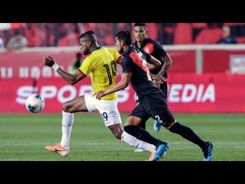 Peru 0-1 Ecuador - HIGHLIGHTS AND GOALS - 9/5/19