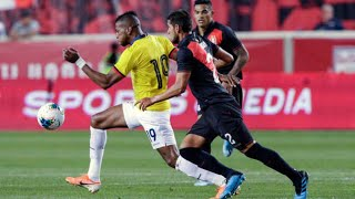 Peru vs Ecuador - HIGHLIGHTS AND GOALS - 9/5/19