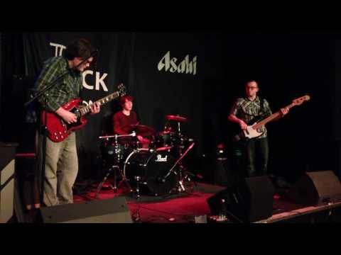 Tom Caswell Band - Let's Work Together (live at The Star, Guildford // 3/2/14)