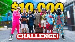 Download SIDEMEN $10,000 OUTFIT CHALLENGE Mp3 and Videos